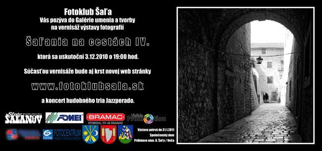Fotoklub Šaľa - Šaľania na cestách IV.