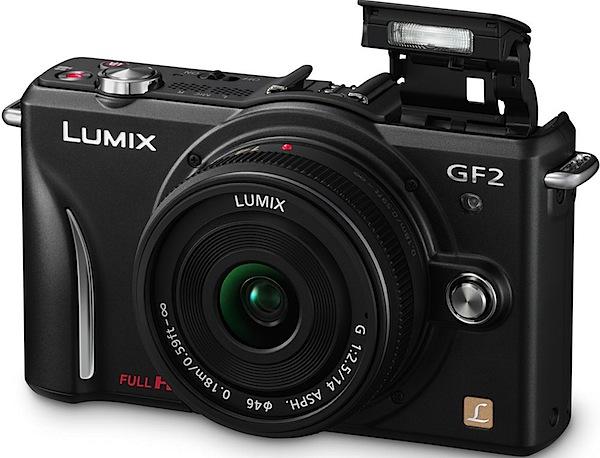 Panasonic Lumix DMC-GF2 – Recenze