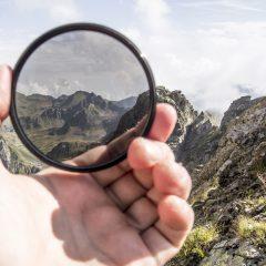 Nový pohľad s fotografickými filtrami